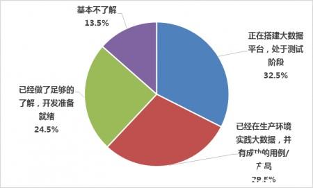 中国大数据行业大调查2