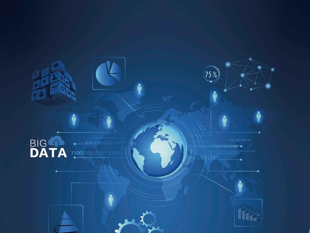 大数据分析 最难的不是分析,而是大数据图片