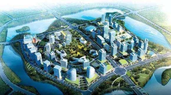 13个大数据项目将入驻郑东新区智慧岛